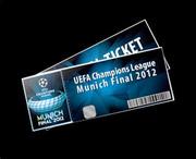 Champion League,  Premier Leagues Ticket Available for sale