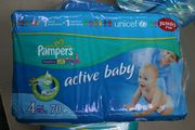 BUY YOUR BABY PAMPERS