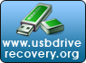 recover usb drive files from corrupted storage device