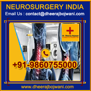 Outstanding facilities provided in India for Neurosurgery