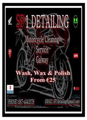 SP1 BIKE CARE AND DETAILING GALWAY