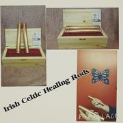 Irish Celtic Healing Rods