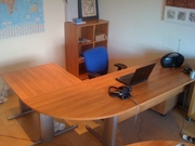 2 x Large Office Desks